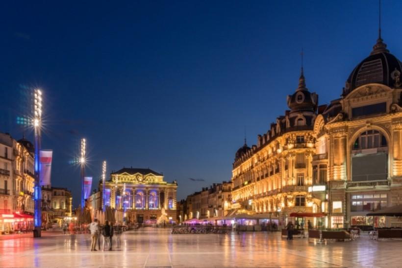 Bienvenue en Occitanie - Montpellier (34)