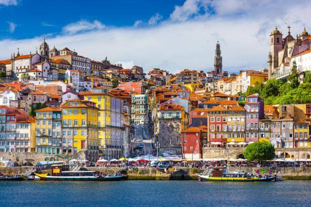 Bom dia Porto - Porto (Portugal)