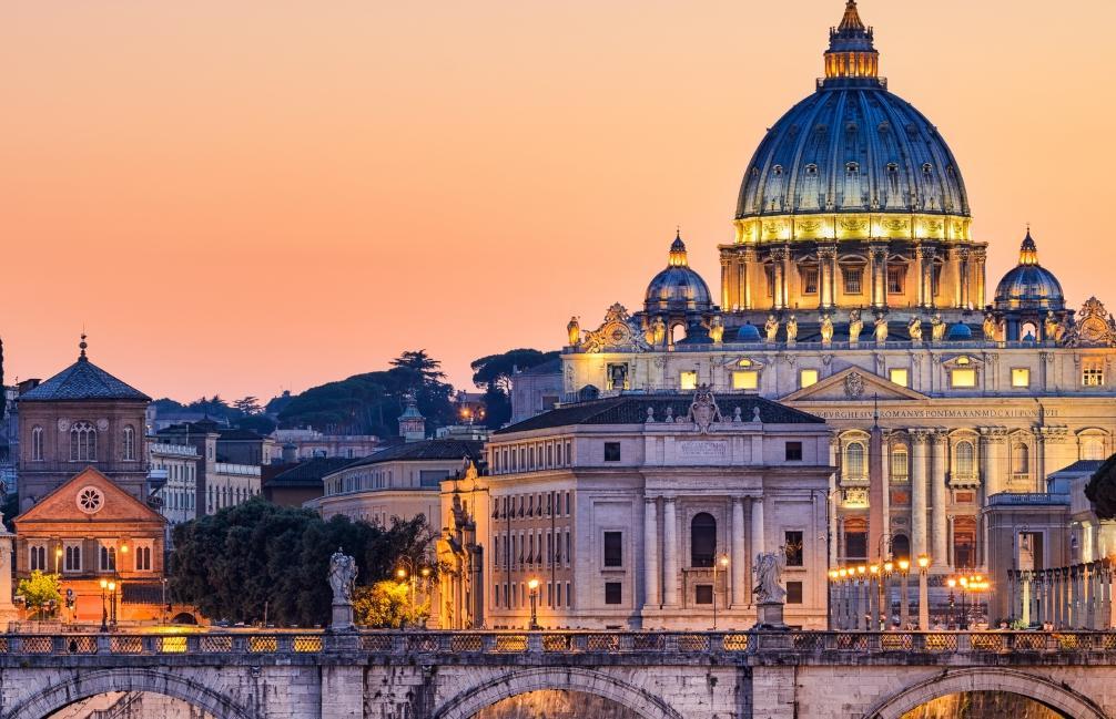 Tous les chemins mènent à Rome - Rome (Italie)