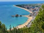 Vamos a la playa - Blanes (Espagne)