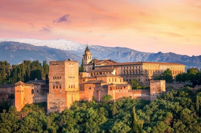 Alhambra nous voilà ! Espagne en itinérance