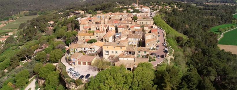 Les secrets de la Provence - Cornillon-Confoux (13)