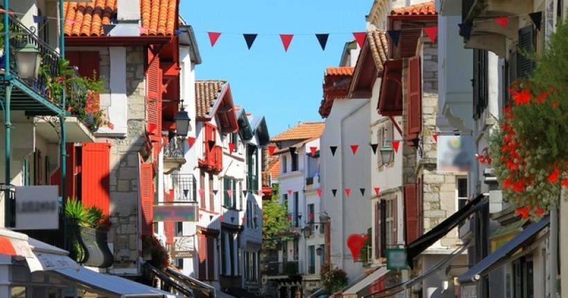 La cité des corsaires - Saint-Jean-de-Luz (64)