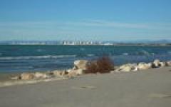 La route des plages - Gallargues (30)